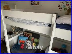ASPACE Warwick High Sleeper Bunk Bed, very good condition
