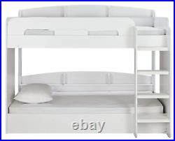 Argos Home Ultimate Bunk Bed Frame White