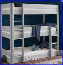 Brand New triple bunk bed White. Still in packaging