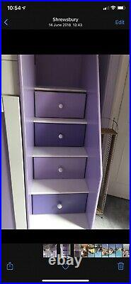 Bunk Beds (cot Sides Removable So It Is actually 2 X Full Length Single Beds)