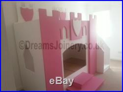 Dudley Castle, Prince or Princess Bunk, Cabin or Triple Sleeper Bed