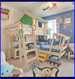 Kids bunk bed children
