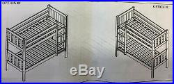 Primo Barcelona 2FT6 x 5FT3 Short Small Single Dove Grey Wooden Shorty Bunk Bed