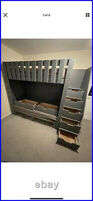 Solid 6ft Bunk Bed