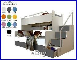 Bedroom Wooden Bunk Bedwooden Bed