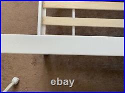 Triple Sleeper Bunk Beds White Single & Double