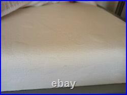 Triple sleeper bunk beds with memory foam mattresses
